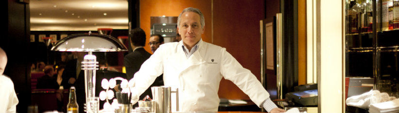 The Chatwal, a Luxury Collection Hotel, New York City - Chef Geoffrey Zakarian