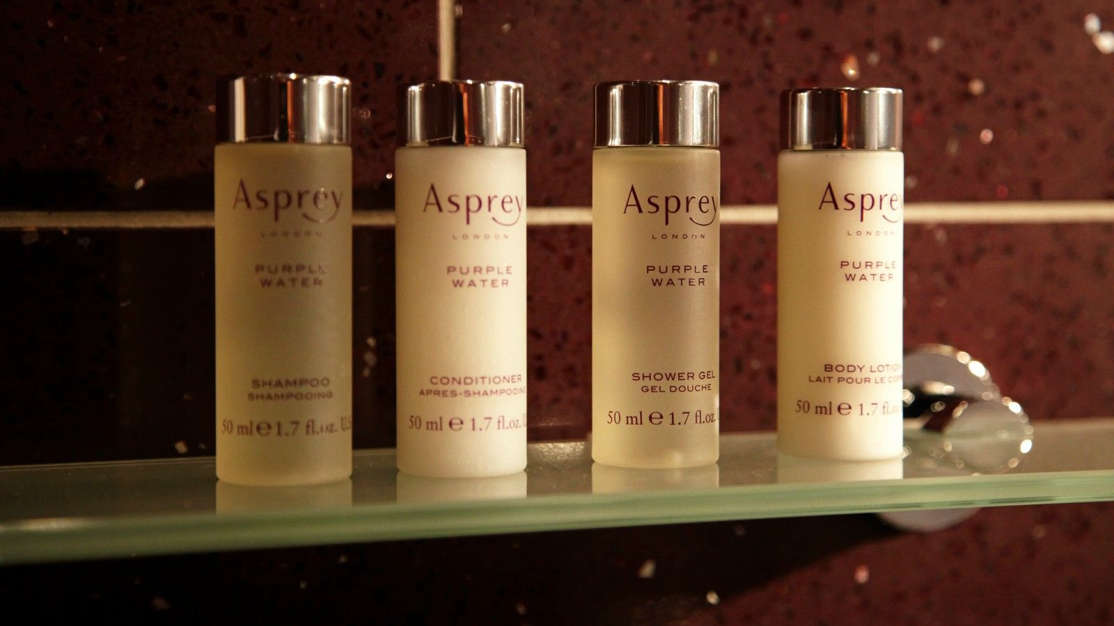Asprey Amenities | The Chatwal, New York City