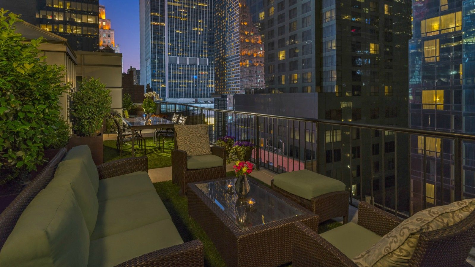 Producer Suite | The Chatwal, a Luxury Collection Hotel, New York City