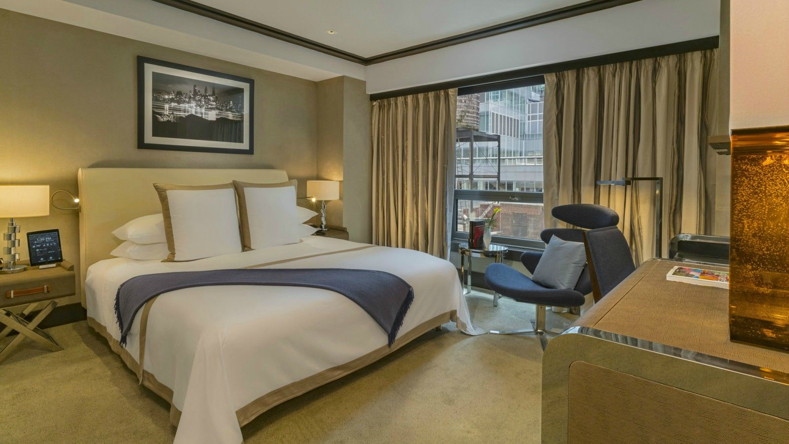 Heritage Suite Guest Room | The Chatwal, New York City