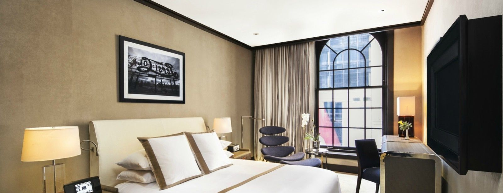 Manhattan Accommodations | The Chatwal, a Luxury Collection Hotel, New York City