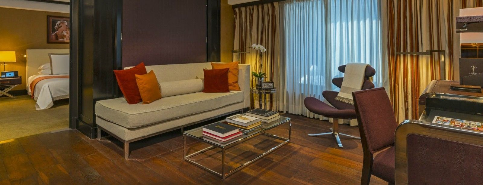 Hollywood Suite Living Room |  | The Chatwal, a Luxury Collection Hotel, New York City
